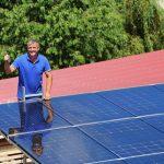 A napelemes rendszer és az infrafűtés jó párosítás!