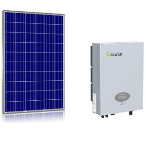 5 kW-os (Basic) Napelemes rendszer